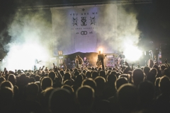 Architects w/ Counterparts, While She Sleeps