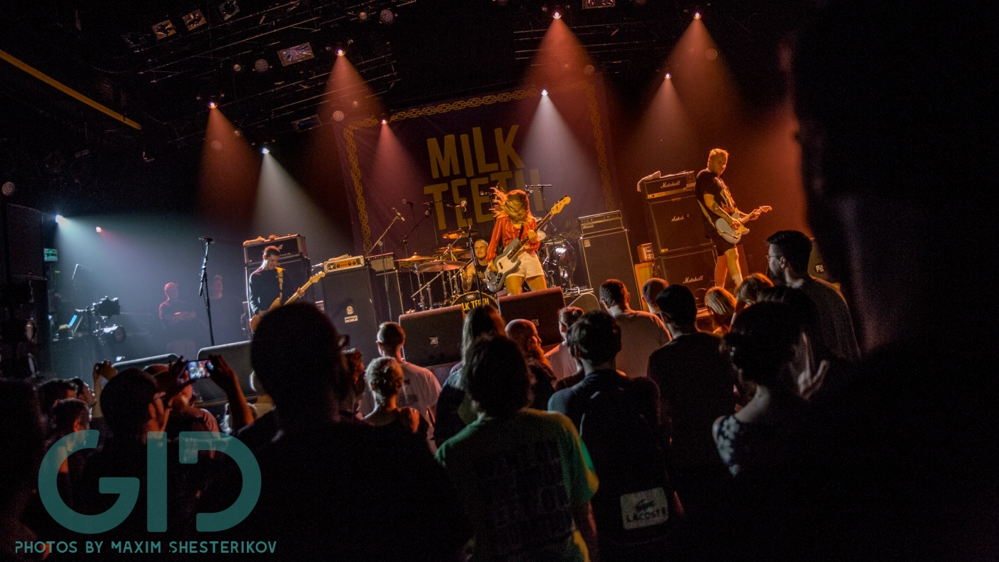 Milk Teeth, Melkweg - Amsterdam, 06/06/18