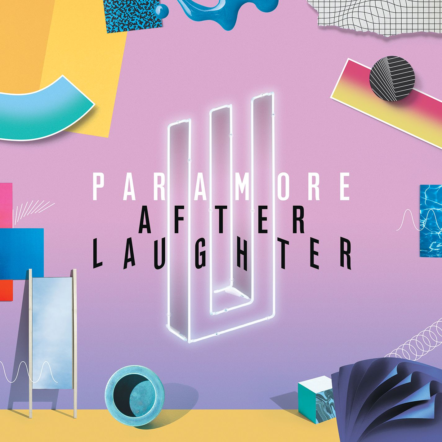Elpuhultál? Nem baj! - Paramore – After Laughter (2017)