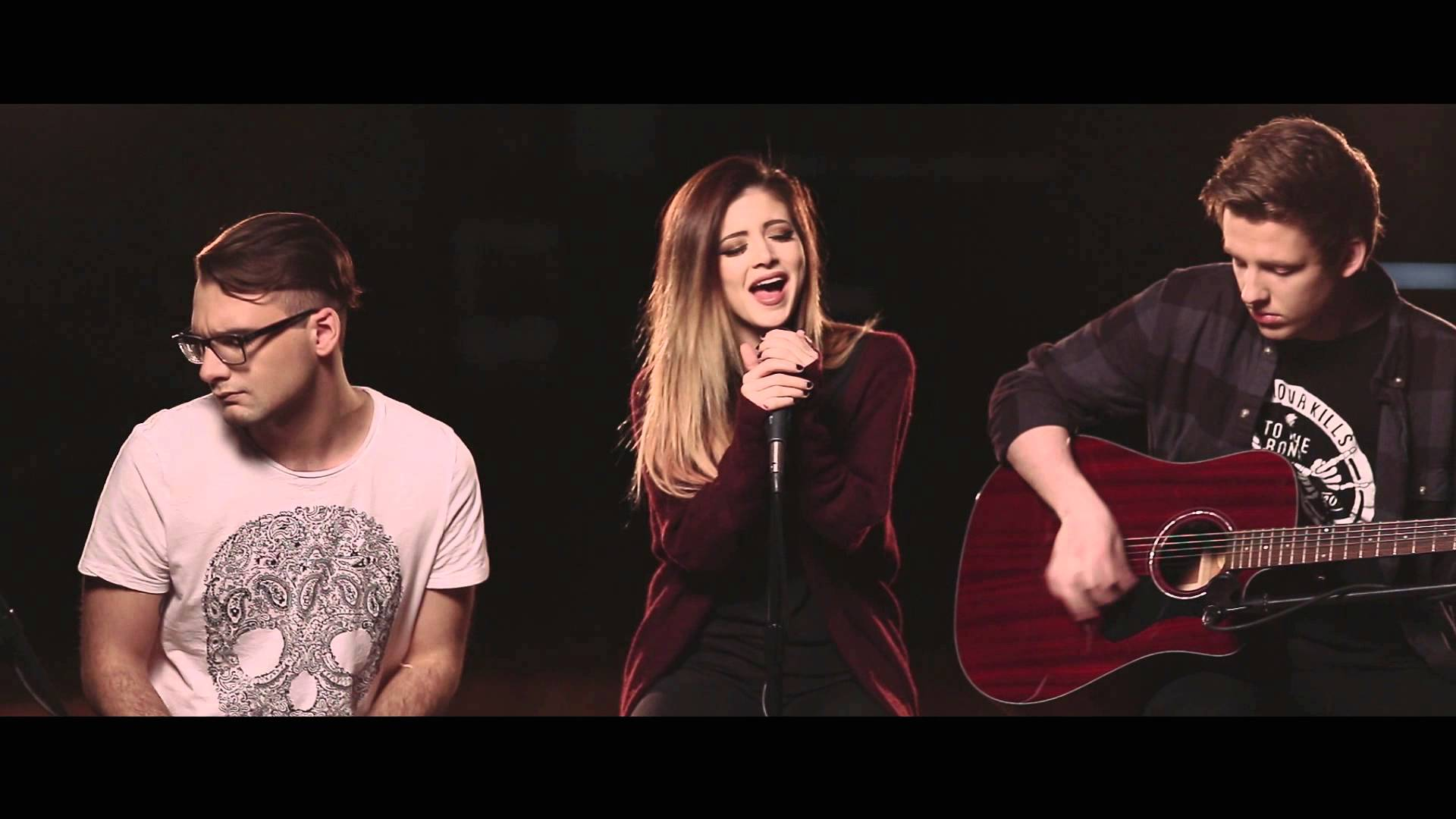 "Against The Current & Alex Goot Cover ""2U"" By David Guetta / Justin Bieber  - GENRE IS DEAD!"