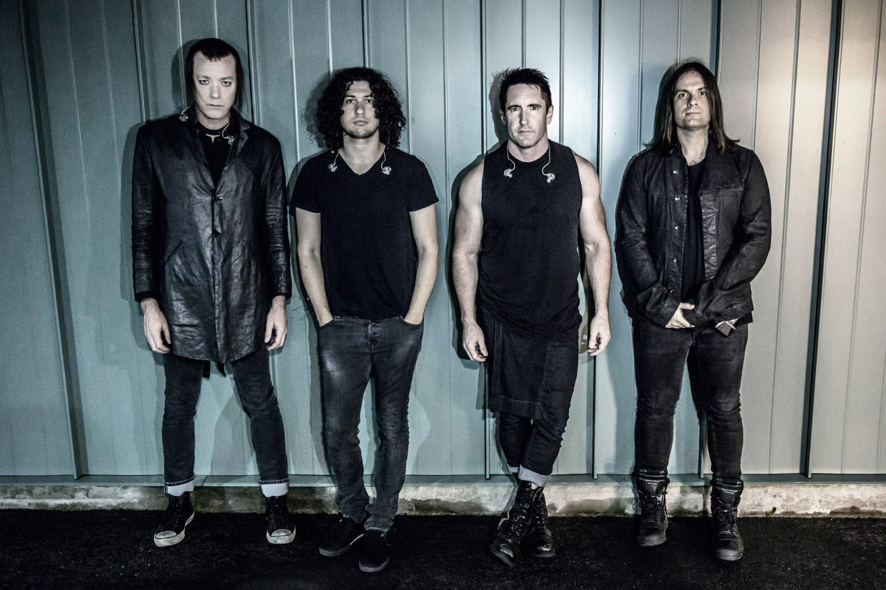 Nine Inch Nails Release A New Song, Announce New EP - GENRE IS DEAD!