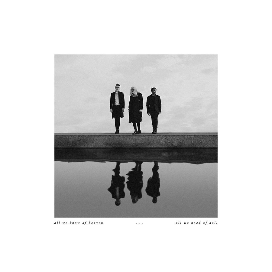 Image result for all we know of heaven album cover